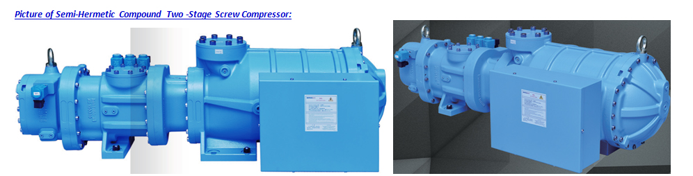 Double Stage Compressor – Rubayet Enterprise